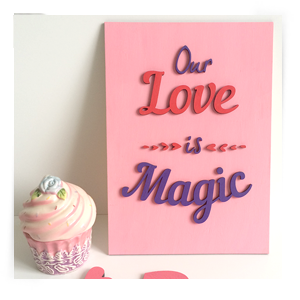 Love is magic