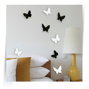 Бабочки микс